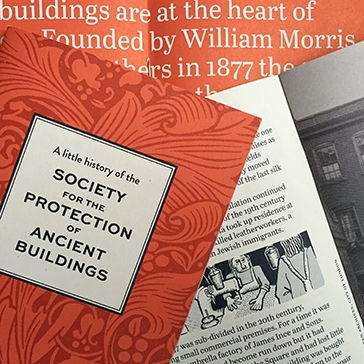 A little history for the SPAB