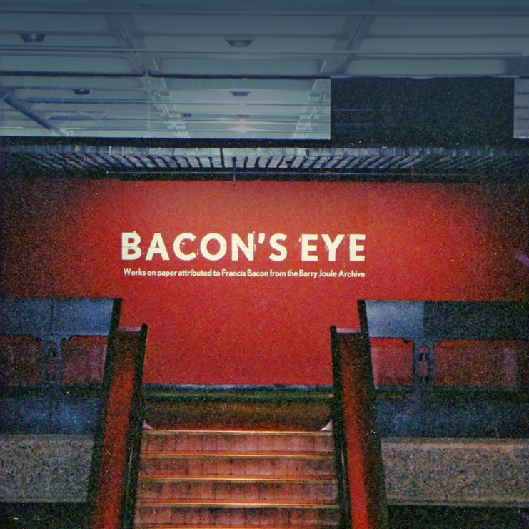 Bacon at the Barbican